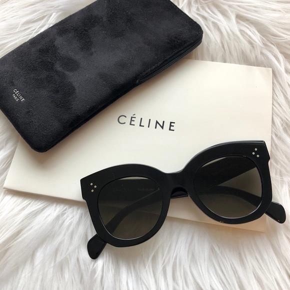be87b6482f NEW    Céline CL 41443 Chris Sunglasses